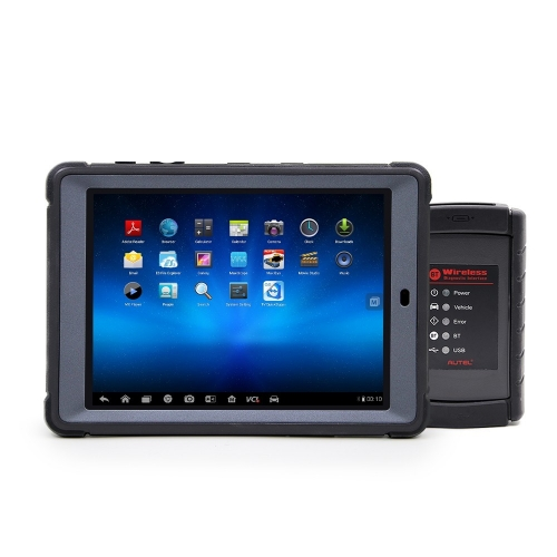 "Autel MaxiSys Mini MS905 Diagnostic Analysis System mit 7.9 ""Bildschirm LED-Touch-Display"