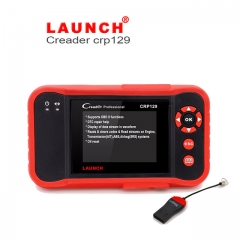 Launch X431 CRP129 OBDII EOBD Diagnostic Tool Code Reader 4 Systems SAS Oil Reset
