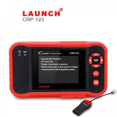 NEW Launch CRP123 EOBD OBD2 Motor ABS Airbag SRS Multisparach online frei Update