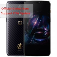 NEW OnePlus 6 Qualcomm SDM845 Snapdragon 845 6.28-inch Android Avengers Smartphone 8GB+256GB