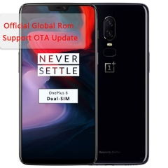 OnePlus 6 Qualcomm SDM845 Snapdragon 845 6.28-inch Android Smartphone  6GB+64GB