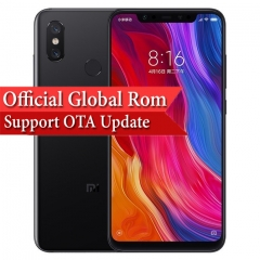 Xiaomi Mi 8 Android 8.1 Qualcomm SDM845 Snapdragon 845 6.21-inch FHD screen Smartphone 6GB+128GB
