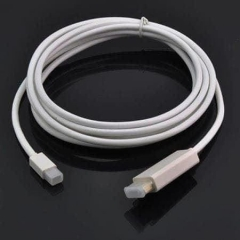 Displayport to HDMI 1.8 meter cable