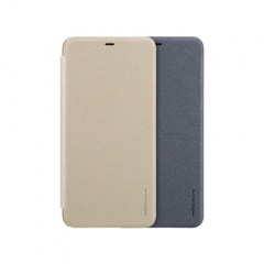 NEU XIAOMI Mi 8 NEW LEATHER CASE- Sparkle Leather Case