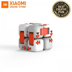 XiaoMi Mitu Finger Bricks Mi building Blocks Finger Spinner Gift For Kids Safety Portable Builder Smart Mini Toys