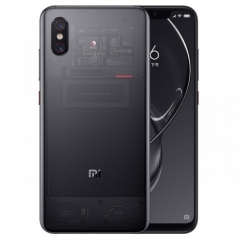 Xiaomi Mi 8 Android 8.1 Snapdragon 845 Qualcomm SDM845 6.21-inch FHD screen Octa-core Explorer Edition smart phone  8GB+128GB