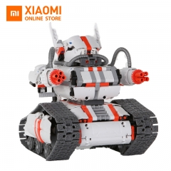 Xiaomi Mitu Robot Tank Mecha Crawler Base Mitu Building Block Robot Crawler Tank Version Controlled By Smartphone Mi home