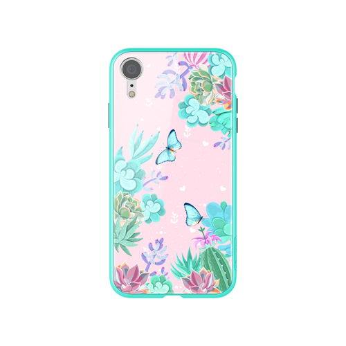 Apple iPhone XR Floral Case