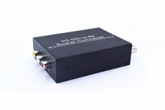 NK-F001 3G SDI to AV Scaler Converter 2.970Gbit/s allows SD-SDI, HD-SDI and 3G-SDI singals