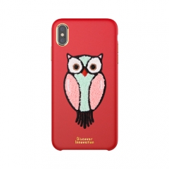 Apple iPhone XS Max Plush Case