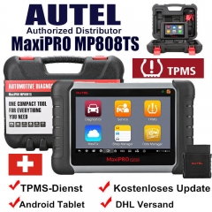 Autel MaxiPRO MP808TS OBD2 Diagnostic Device Car DTC TPMS Scanner As MS906BTon / TPMS / ABS / SRS / EPB Service