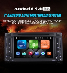 2din Android 8.0 Octa-core 4GB RAM 32GB ROM Car DVD / Multimedia Für VW/Volkswagen/Touareg/Transporter T5 Mit Canbus Wifi GPS Navigation Bluetooth