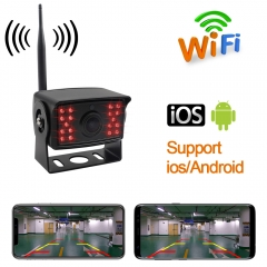 Wifi Bus Camera 125~150 Degrees Wide Angle