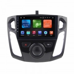 9 Inch Android 9.0 Car Radio / Multimedia 4GB RAM 64GB ROM for Ford FOCUS (2012-2015)