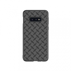 Nillkin Synthetic Fiber Plaid Protective Case for Samsung Galaxy S10e