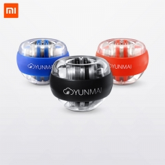 Xiaomi YunMai Handgelenk Ball LED Gyroball Ätherisches Spinner Kreiselsicherheitssensor Unterarm Exerciser Gyro Ball