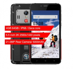 Elephone Soldier Smartphone MTK6797T 5,5 zoll 4 GB + 64 GB