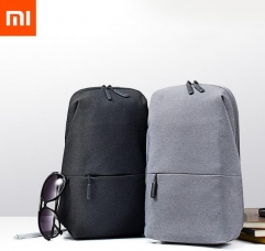 Xiaomi Backpack Bag Urban Leisure Chest Pack for Men Women Shoulder Type Unisex Backpack for Game Pad Bag Travel
