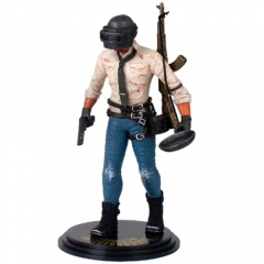 3D Simulation Action Figure Simulation Model