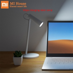 Xiaomi Mijia Charging Desk Lamp 5W Rechargable 2000mAh Battery 3 Grade Modes Dimming 2600K 3200K 4500K Brightness Light Lamp