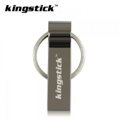 Kingstick Metal USB Flash Drive usb flash drive 128GB 64GB 32GB 16GB 8GB flash Memory stick pen