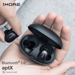 1More E1026BT Stylish True Wireless TWS Earphones Bluetooth 5.0 In-Ear Support aptX ACC with MIC