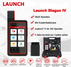 Launch X431 Diagun IV OBDII CAN OBD2 Code Reader Auto Scanner Diagnostic Tool