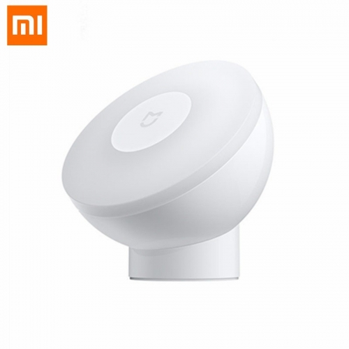 Xiaomi Mijia Night Light 2 Adjustable Brightness Infrared Smart Human Body Sensor With Magnetic Base