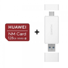 128GB+2 in 1 Card Reader