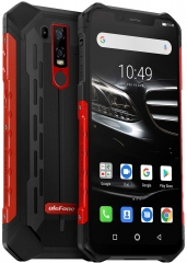 Ulefone Armor 6E Outdoor Smartphone 6,2 inch Helio P70 Android 9.0 4GB+64GB