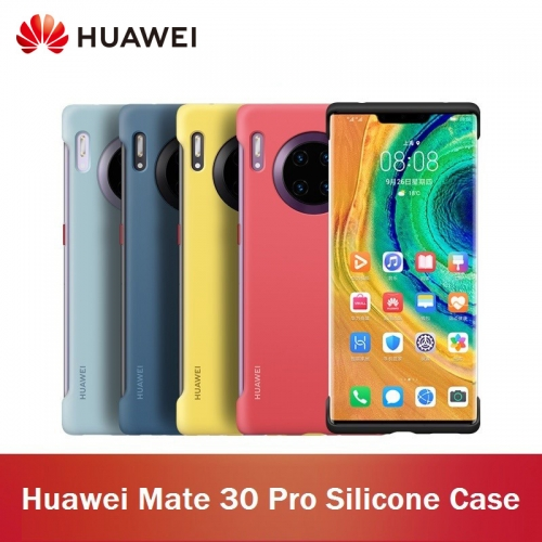Original Offizielle Huawei Mate 30 Pro Silicone Case