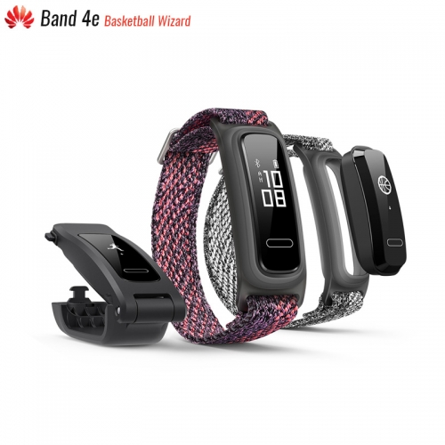 Huawei Band 4e Smart Band Basketball Assistant with posture monitoring
