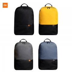 Xiaomi Simple Casual Backpack 20L Large Capacity 450g Super Light Innovative Waterproof Side Pockets Laptop Backpack