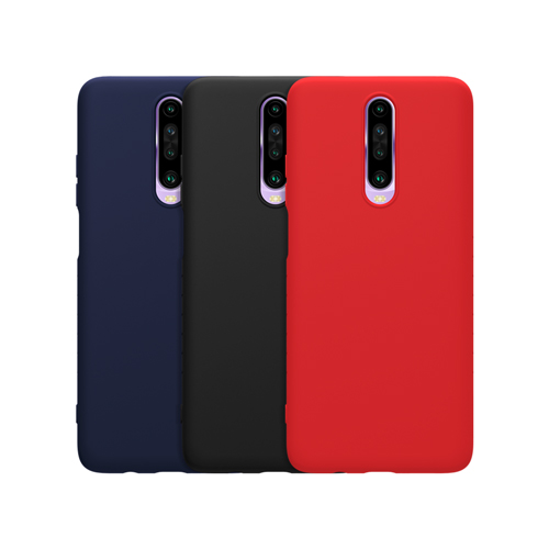 Nillkin Rubber Wrapped Protective Cover Case for Xiaomi Redmi K30 / K30 5G