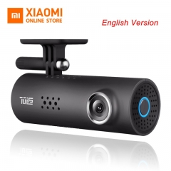 NEW Xiaomi 70 May Auto Dash Smart WiFi DVR 130 Degree Wireless Cam 1080P FHD Night Version G-Sensor Driving Recorder
