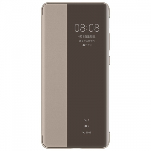 Huawei P40 Smart View Flip Cover