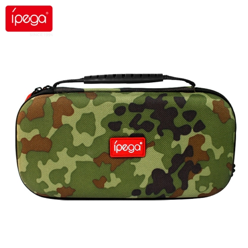 ipega PG-SL020 Protection Storage Bag For the Nintendo Switch Lite Game Console Waterproof EVA Hard Case Hand Camouflage Case