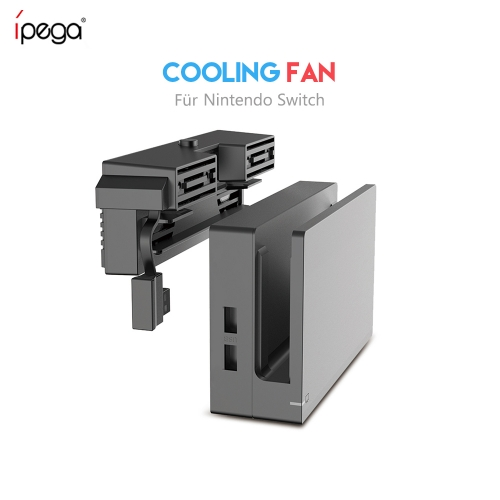 ipega PG - 9155 cooling fan heat dissipation for N-Switch