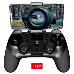 ipega PG-9156 Bluetooth game Smart Controller Gamepad Wireless joystick console game with telescopic holder for phone Smart TV