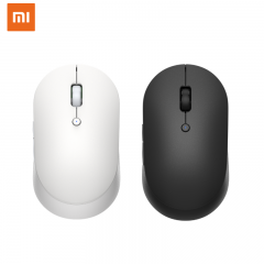 Global version Xiaomi Wireless Dual-Mode Mouse Silent Ergonomic Bluetooth / USB connection Side buttons With battery for laptop & gaming