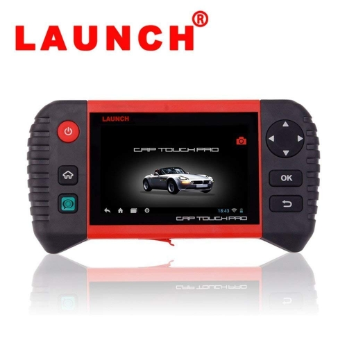 LAUNCH CRP TOUCH PRO Full System Wifi Diagnostic Scanner OBDII auto repair Car-detector Oil EPl EPB SAS DPF BMS Reset