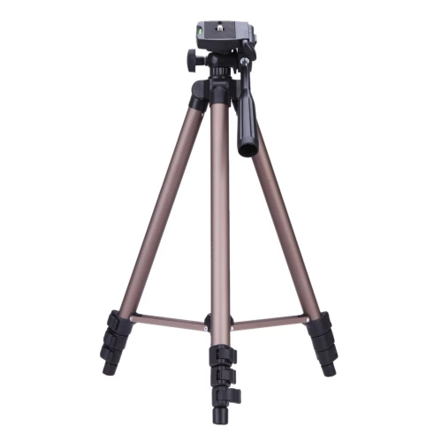 Weifeng WT3130 Protable Lightweight Aluminum Camera Tripod Rocker Arm Carry Bag