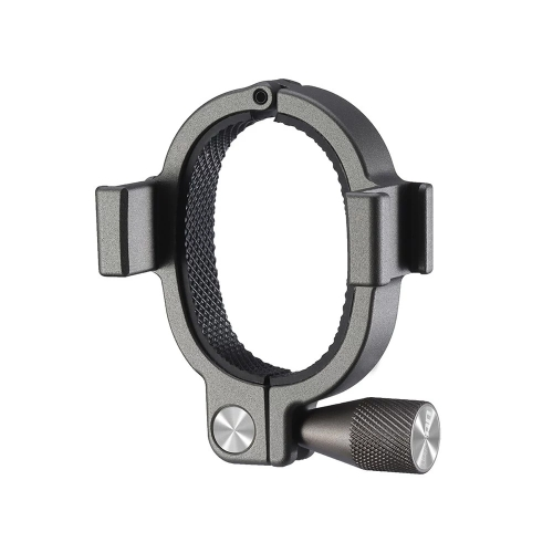 UURig R037 Smartphone Stabilizer Extension Bracket Ring Adapter with Dual Cold Shoe Mounts